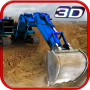 icon Heavy Excavator Simulator 3D