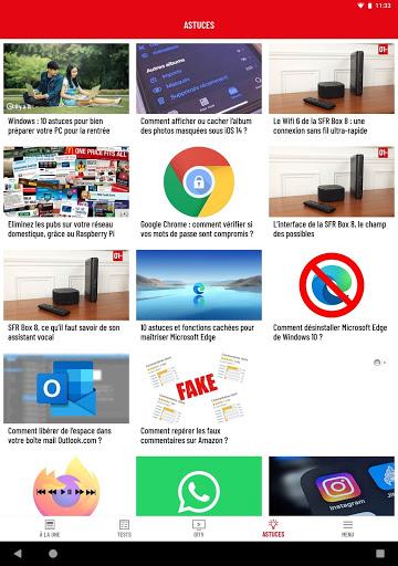 01net: todas as informações de alta tecnologia