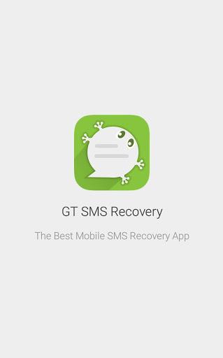 Recuperação de SMS GT