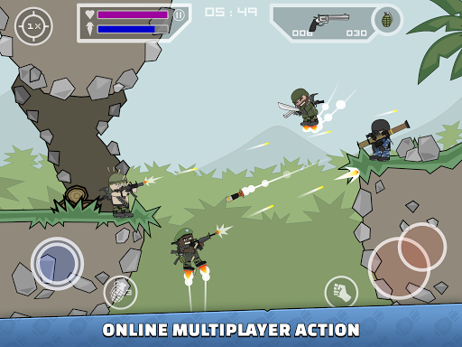 Doodle Army 2: Mini Milícia