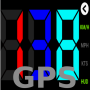 icon GPS HUD Speedometer