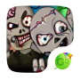 icon Zombies GO Keyboard Theme
