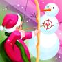 icon Archer Hero 3D