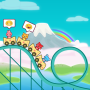 icon Crazy Coasters: Rainbow Road