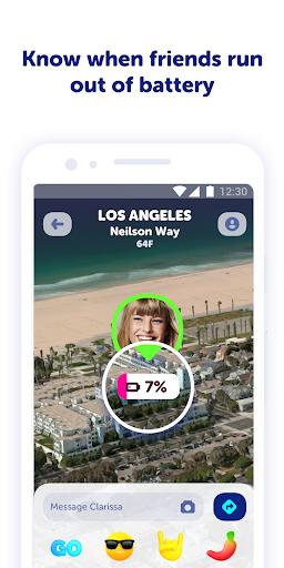 Zenly Locator - GPS em tempo real