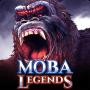icon MOBA Legends Kong Skull Island