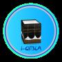 icon i-Qibla Finder, Qibla Direction, Qibla Compass