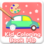 icon Kid Coloring Book HD