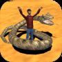 icon Snake Attack 3D Simulator