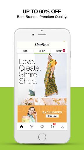 LimeRoad Men Women Shopping