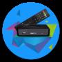 icon MAG250 Remote