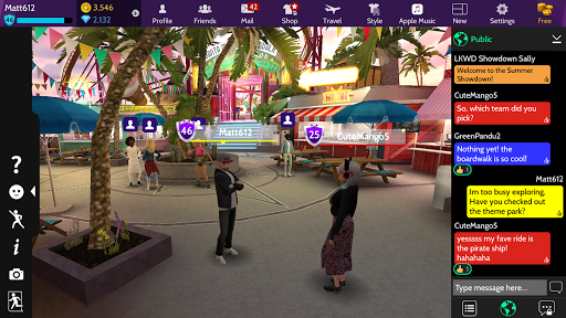 Avakin Life - mundo virtual em 3D