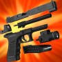 icon Gun Builder 3D Simulator