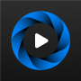 icon 360 VUZ - 360° Video VR Player