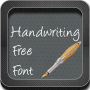 icon Handwriting Fonts Free